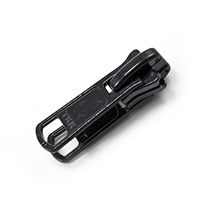 Thumbnail Image for YKK® VISLON® #5 Metal Sliders #5VSDXL AutoLok Standard Double Pull Tab Black from Trivantage