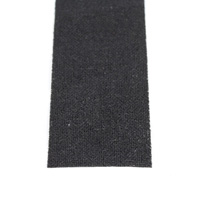 "Thumbnail Image for Cotton/Polyester PVC UVR Carpet Binding 1.75"" Black 75-yd (FULL ROLLS ONLY)  (ED) (CLEARANCE)"