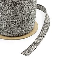 "Thumbnail Image for Sunbrella Braid #681-ABA07 13/16"" x 100-yd Charcoal Tweed"