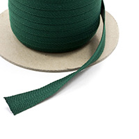 "Sunbrella Braid #4015 13/16"" x 100-yd Forest Green"