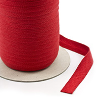"Thumbnail Image for Sunbrella Braid #4015 13/16"" x 100-yd Logo Red"