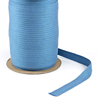 Sunbrella Braid #681-ABA24 13/16' x 100-yd Sky Blue $41.40