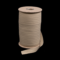 "Thumbnail Image for Polyester Braid 61-20 5/8"" x 144-yd Ecru"