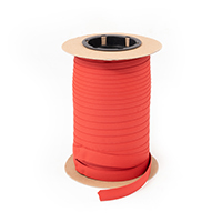"Thumbnail Image for Hydrofend Binding 3/4"" x 100-yd Radiant Red"