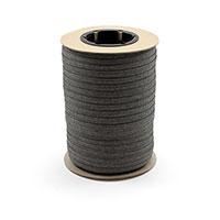 Sunbrella Binding 3/4' x 100-yd 4607 Charcoal Tweed $60.37
