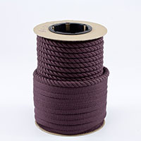 "Thumbnail Image for Sunbrella Twist Cord-Edge #07313-4649 3/8"" x 25-yd Plum (ESPO) (CLEARANCE)"