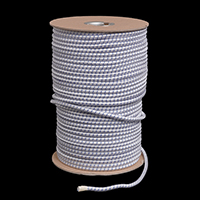 "Thumbnail Image for Polypropylene Covered Elastic Cord #M-3 3/16"" x 300'"