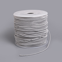 "Thumbnail Image for Synthetic Shock Cord with Polyester Jacket 1/8"" x 500' White"
