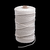 Thumbnail Image for Solid Braid Ultra Cotton Lacing Cord #3-1/2 x 1500' White from Trivantage
