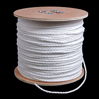 "Thumbnail Image for 3-Strand Polypropylene Rope 3/16"" x 1200' White"