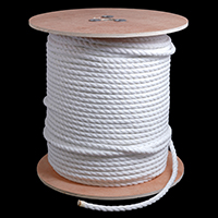 "Thumbnail Image for 3-Strand Polypropylene Rope 1/2"" x 600' White"