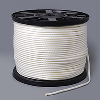"Thumbnail Image for Neoline Polyester Cord #8 1/4"" x 1000' White"