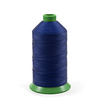Thumbnail Image for A&E Poly Nu Bond Twisted Non-Wick Polyester Thread Size 92 #4601 Pacific Blue  16-oz