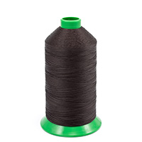 Thumbnail Image for A&E Poly Nu Bond Twisted Non-Wick Polyester Thread Size 92 #4621 True Brown  16-oz (ESPO) (ALT)