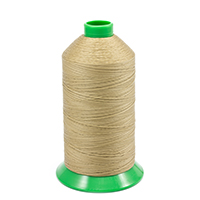 Thumbnail Image for A&E Poly Nu Bond Twisted Non-Wick Polyester Thread Size 138 #4628 Toast from Trivantage