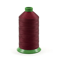 Thumbnail Image for A&E Poly Nu Bond Twisted Non-Wick Polyester Thread Size 92 #4603 Jockey Red