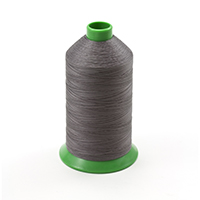 Thumbnail Image for A&E Poly Nu Bond Twisted Non-Wick Polyester Thread Size 92 #4630 Cadet Gray 16-oz