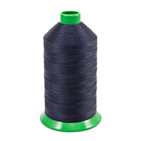 Thumbnail Image for A&E Poly Nu Bond Twisted Non-Wick Polyester Thread Size 69 #4626 Navy Blue 16-oz