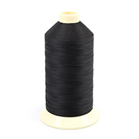 Thumbnail Image for Coats Ultra Dee Polyester Thread Bonded Size DB69 #24 Black 16-oz from Trivantage