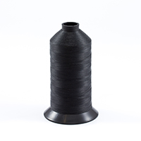 Thumbnail Image for Aqua-Seal Polyester Thread Size 92+ / T110 Black 16-oz from Trivantage