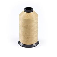Thumbnail Image for Aqua-Seal Polyester Thread Size 92+ / T110 Natural Tan 8-oz from Trivantage