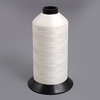 Thumbnail Image for Aqua-Seal Polyester Thread Size 92+ / T110 White 16-oz from Trivantage