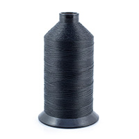 Thumbnail Image for PremoBond BPT 92 (Tex 90) Bonded Polyester Thread Black 16-oz