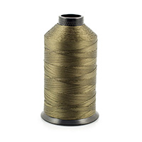 Thumbnail Image for PremoBond BPT 92 (Tex 90) Bonded Polyester Thread Olive Drab 8-oz