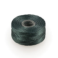 Thumbnail Image for PremoBond Bobbins BPT 92G Bonded Polyester Thread Forest Green 72-pk