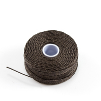 Thumbnail Image for A&E SunStop Polyester N/W UV Bobbins #M Size T135 True Brown 1-gr (CUS)