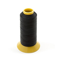 Thumbnail Image for Gore Tenara Thread #M1000BK-5 Size 92 Black 8-oz