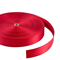 "Thumbnail Image for Polyfab Shade Sail Edge Webbing 2"" x 109-yd Red"