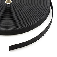 "Thumbnail Image for Polypropylene Webbing 7166/PP001 1"" x 100-yd Black"