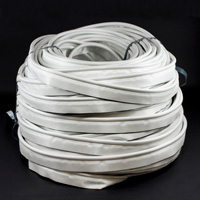 Thumbnail Image for Tent Keder 12mm x 218-yd White with Grey Blackout (ED)(CLEARANCE) from Trivantage