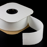 Velcro Nylon Tape Loop #1000 #190795 4' White (Standard Pack 25 Yards) $2.01