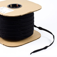Velcro One-Wrap Cable Tie Strap #170247 3/4' x 5' Black $0.35