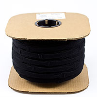 Velcro One-Wrap Cable Tie Strap #170790 3/4' x 6' Black $0.39