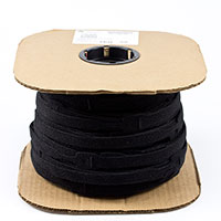 Velcro One-Wrap Cable Tie Strap #170353 1' x 12' Black $0.81
