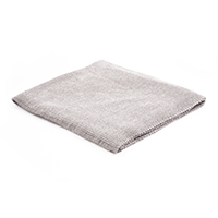 "Thumbnail Image for Sunbrella Indoor/Outdoor Throw SCARA 42GCAD-NF 42"" x 72"" Cadet/ Granite Chenille (ED)"