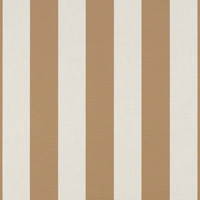 "Thumbnail Image for Sunbrella Mayfield Collection #5760-0000 46"" Beige/White 6-Bar (Standard Pack 60 Yards)"