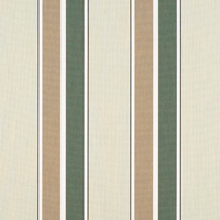 "Thumbnail Image for Sunbrella Awning/Marine #4959-0000 46"" Fern/Heather Beige Blockstripe (Standard Pack 60 Yards)"