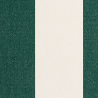 "Thumbnail Image for Dickson North American Collection #8402 47"" 6-Stripe Forest Green / White (65 Yards)"